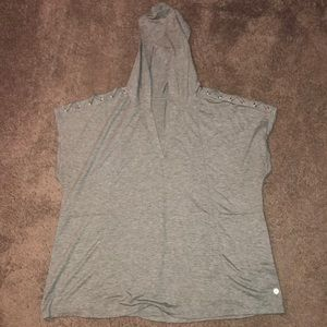 Lane Bryant size 18/20 super comfy gray top